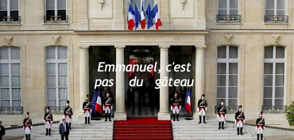 Macron 2 titre