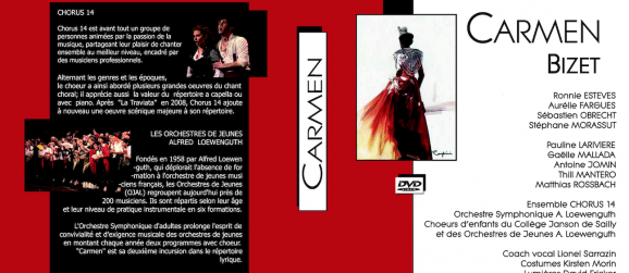 Carmen titre