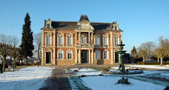 Bourgthéroulde