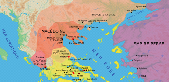 Macédoine 3
