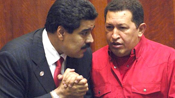 Maduro : Chavez