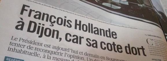 Dijon et Hollande