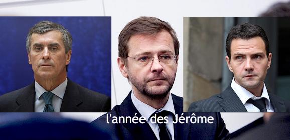 Jérôme (Année des)