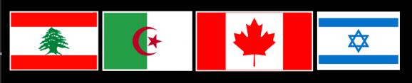 Liban, Canada...