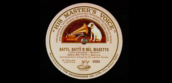 Master's voice