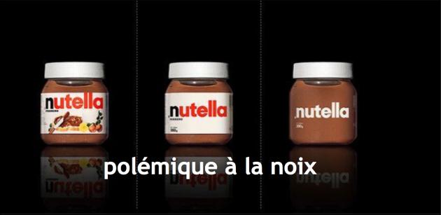 Nutella titre