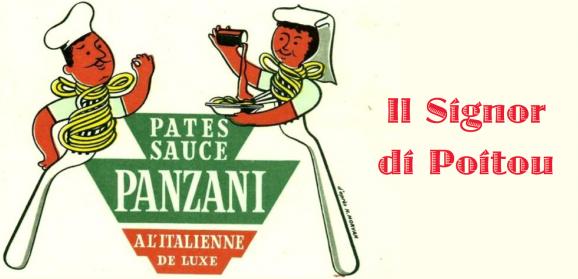 Panzani di Poitou
