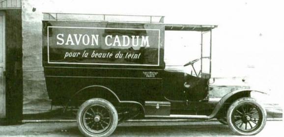 Savon Cadum 2