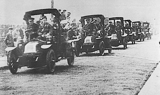 Taxis (de la Marne)